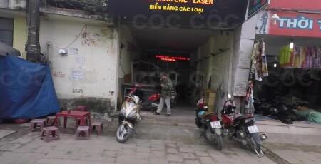 Cửa hàng quảng cáo nội thất - 18, Tam Trinh, P. Mai Động