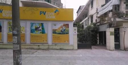 Phòng giao dịch - Ngân hàng PVcomBank - 78B-80, Nguyễn Du, P