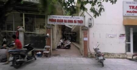 Phòng khám đa khoa Bà Triệu