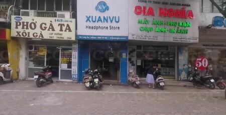 Xuân Vũ Headphone Store - 165, Láng Hạ, P. Láng Hạ, Q